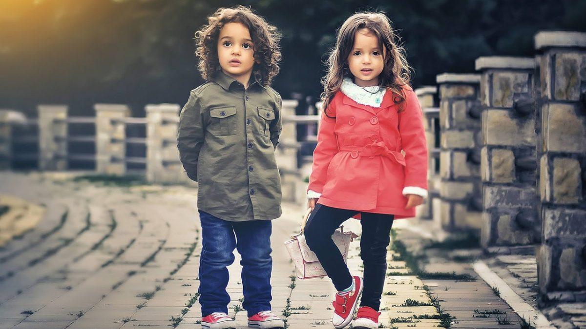 Jak uczyć najmłodszych bycia modnymi